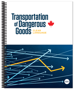Canadian Transportation of Dangerous Goods (TDGR)