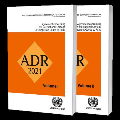 ADR 2021 Book Set (Vol. I & II)